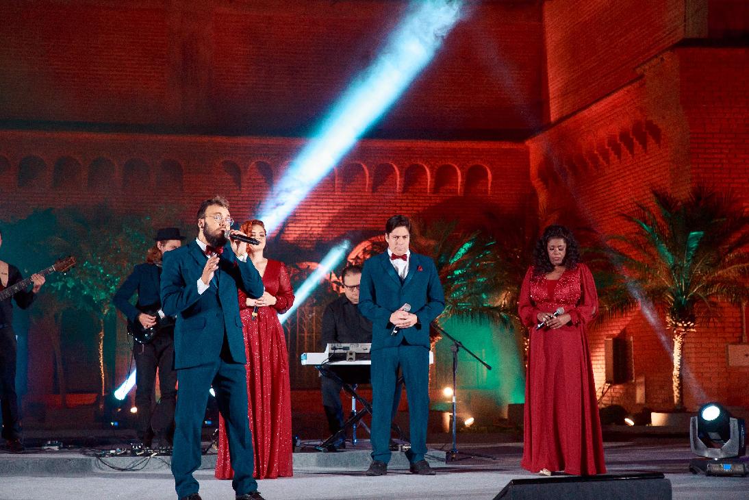 TV Aparecida reúne todo o seu elenco em programação comemorativa 42