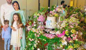 Simaria celebra aniversário de sua filha, Giovanna 23