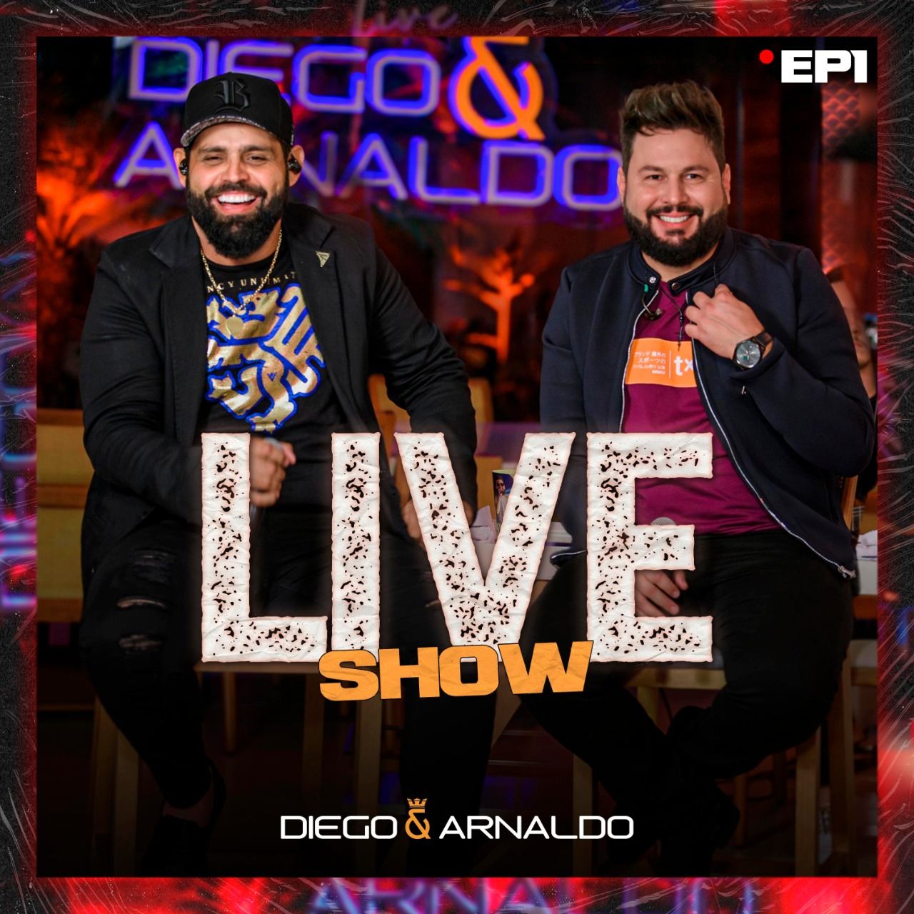 Diego e Arnaldo dão start em lançamento de DVD 42
