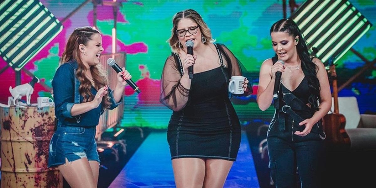 """Com a inédita """"Você Não É Tudo Isso"""", Marília Mendonça e Maiara & Maraisa lançam o EP 3 de """"Patroas"""" nesta sexta (07) 41"""