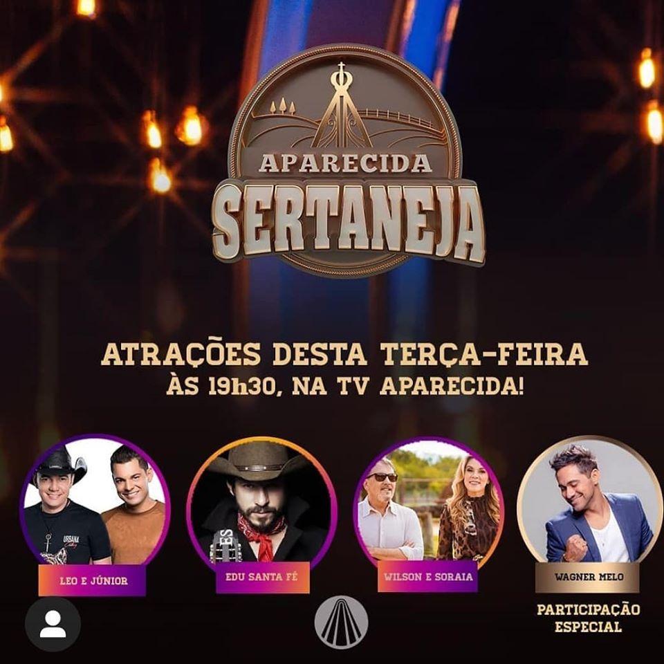 Ex-The Voice, Edu Santa Fé, estará nas lives do Aparecida Sertaneja desta terça-feira 43