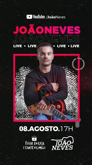 João Neves estreia no YouTube em grande estilo 42