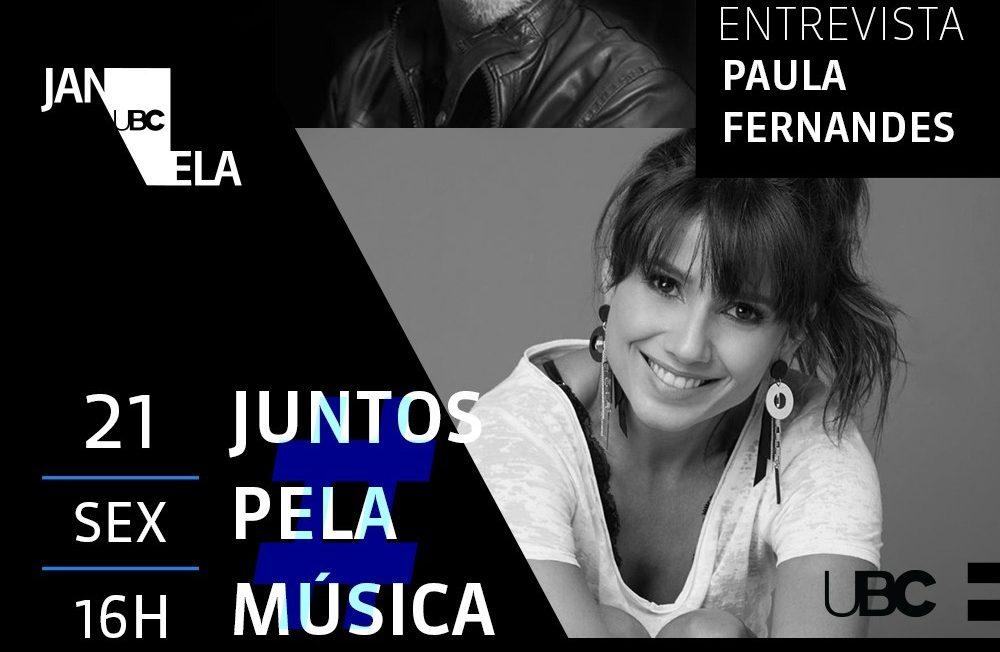 """Paula Fernandes, Paula Lima e Larissa Luz realizam lives em apoio à campanha """"Juntos Pela Música"""" 41"""