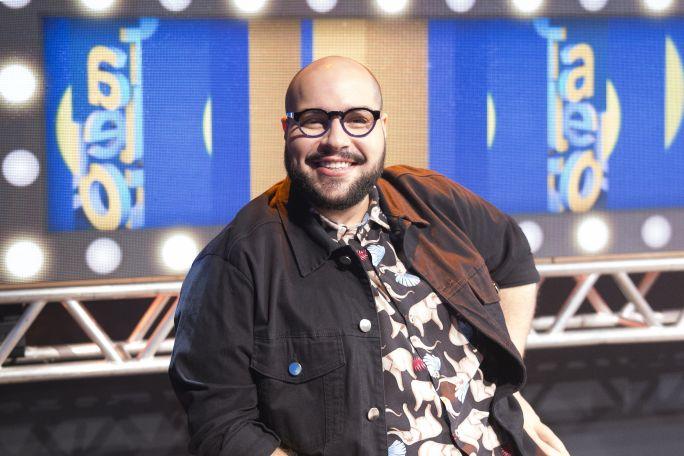 TIAGO ABRAVANEL PARTICIPA DA TERCEIRA ELIMINATÓRIA DO TALENTOS, DA TV CULTURA 41