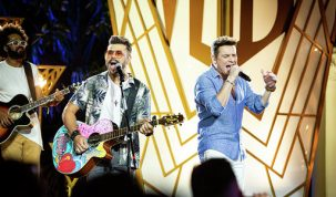 Marcos e Belutti divulgam álbum 'Cumpra-Se' e celebram com live 10