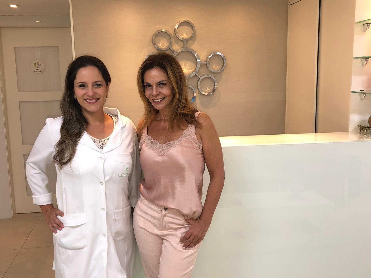 Sula Miranda aposta em tratamentos estéticos em sua mudança para o Rio 41