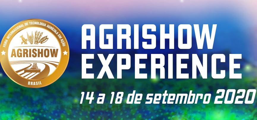Agrishow Experience começa nesta segunda (14/9) 41
