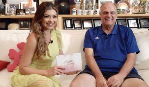 Programa de Amanda Françozo na TV Aparecida estreia com entrevista de Oscar Schmidt 22