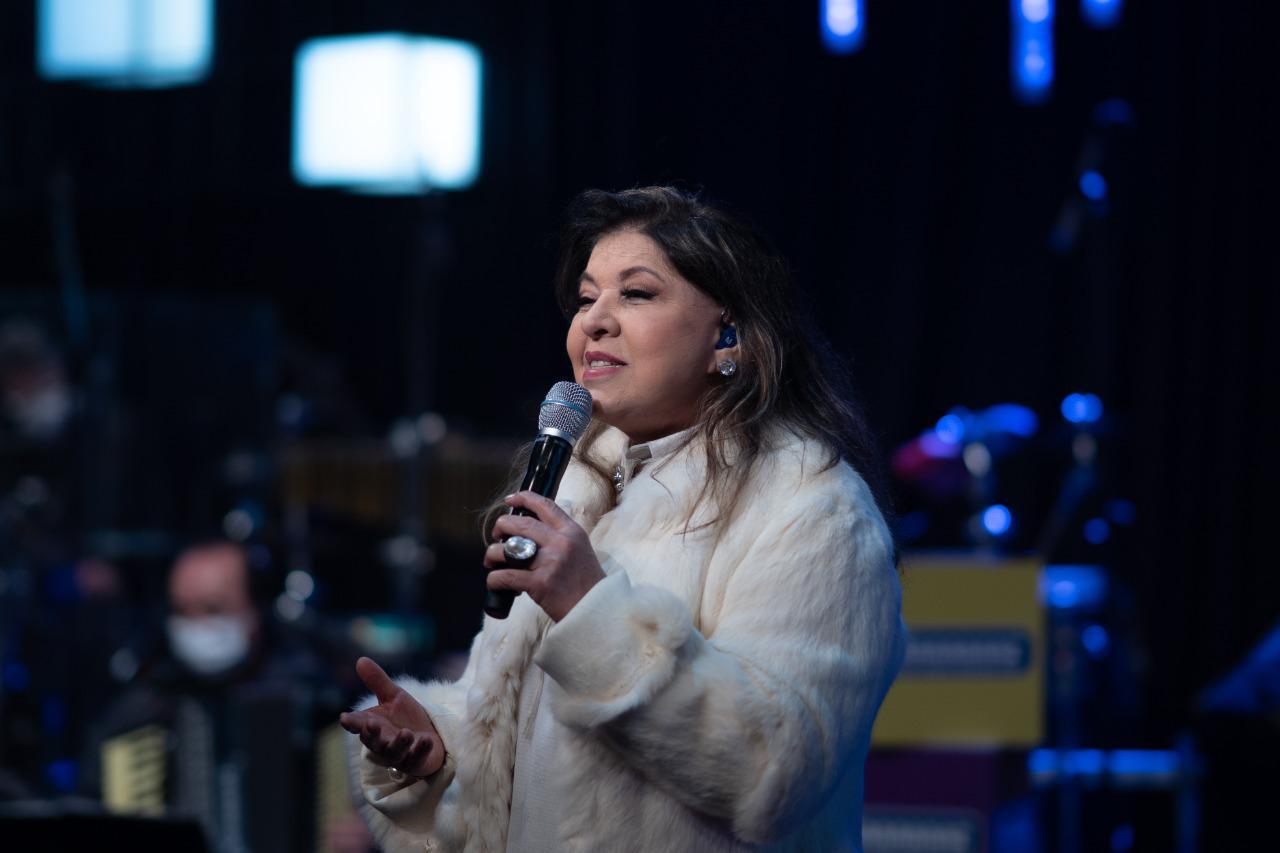 Roberta Miranda agita live na Band e já recebe convite para nova transmissão na TV aberta 41