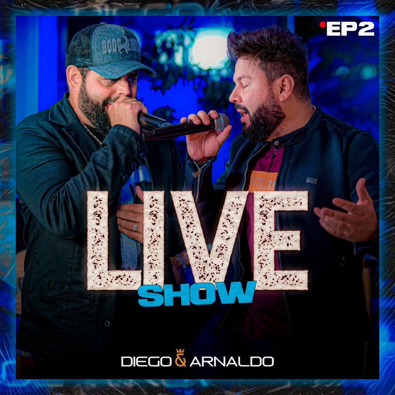 Diego e Arnaldo lançam segundo EP de DVD 41