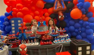 Simaria comemora aniversário de Pawel ao lado da família 25
