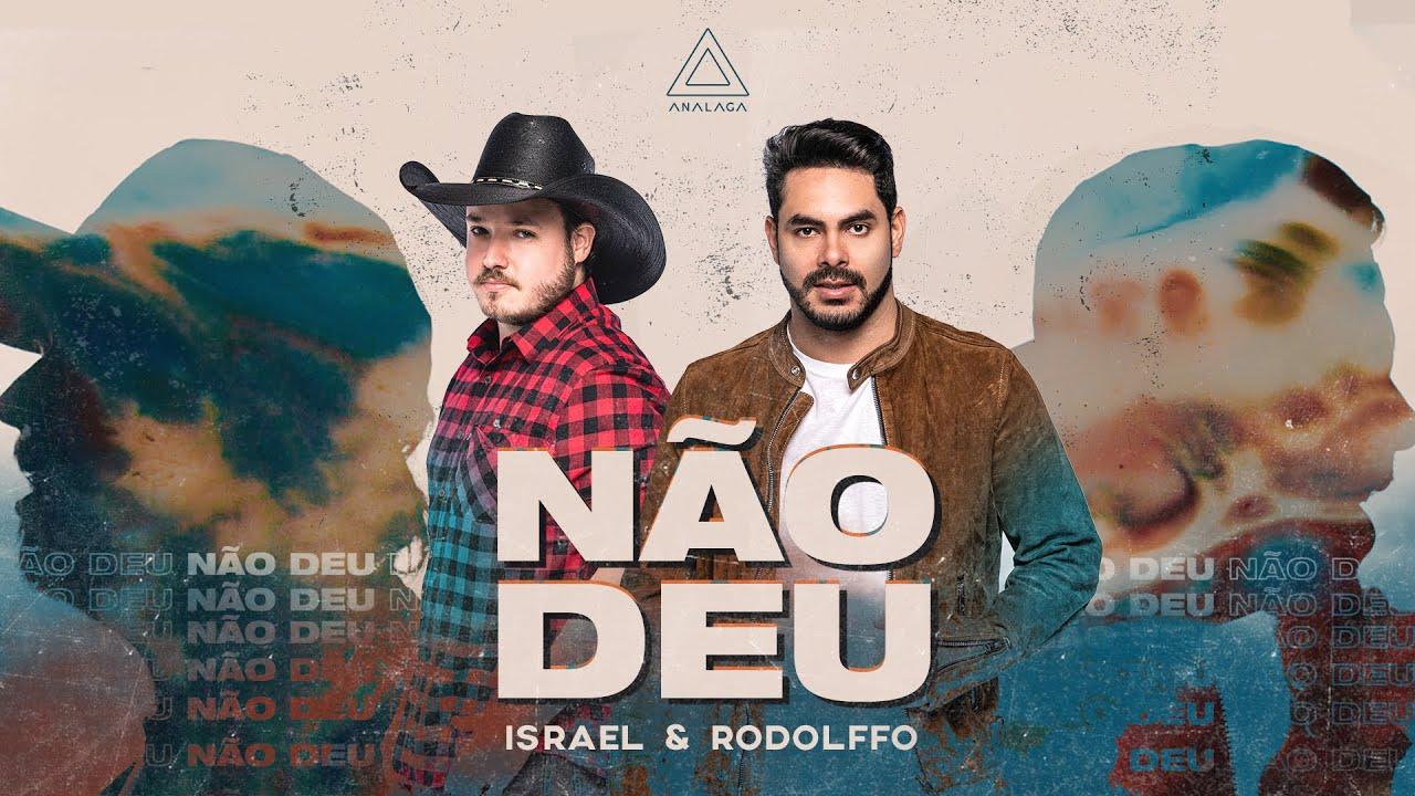 """Com pegada mais pop, Israel e Rodolffo lançam a balada sertaneja """"Não Deu"""" 41"""