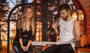 Cantor Junior Villa e Gabi Martins alcançam 1 milhão de views no feat. 'Coladinho' 10