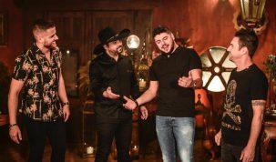 """Edson e Hudson e Zé Neto e Cristiano gravam clipe de """"Tem Base Não"""" 6"""