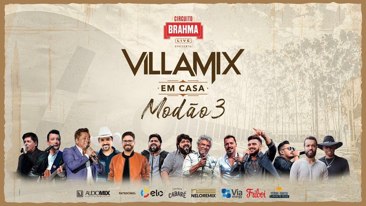 """Atendendo a inúmeros pedidos, VillaMix anuncia terceira edição da live """"Modão"""" 41"""