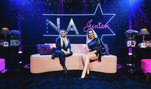 Naiara Azevedo e Marilia Mendonça gravam juntas 11
