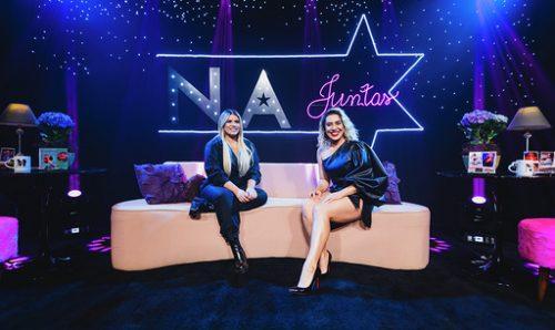 Naiara Azevedo e Marilia Mendonça gravam juntas 47