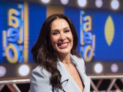 Claudia Raia é a nova jurada do Talentos da TV Cultura 43