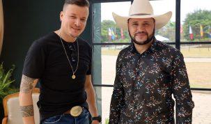 """""""Momento Breganejo"""", música """"Ô Saudade"""" de Thales e Christiano vira tema de quadro na Rádio 105.1 FM 10"""