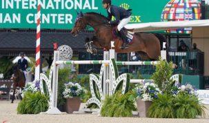 Eduardo Menezes é vice em prova 5* a 1.50m no Winter Equestrian Festival nos EUA 18