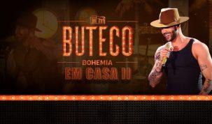"Cervejaria Bohemia e Gusttavo Lima apresentam live ""Buteco Bohemia"" 1"