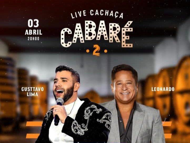Live de Leonardo e o Embaixador dia 03 de Abril a partir das 20 horas 41