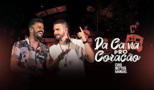 Ciro Netto e Manuel comemoram sucesso de single de trabalho 8