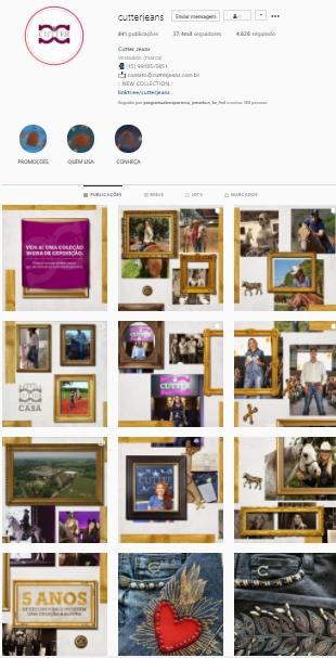 Cutter Jeans comemora 5 anos com exposição digital e nova coleção 42