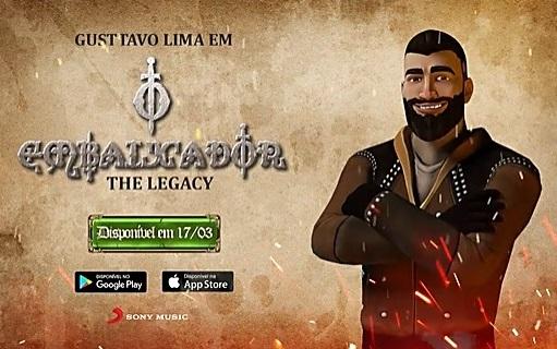 Gusttavo Lima e Sony Music Brasil lançam jogo de plataforma do artista 41