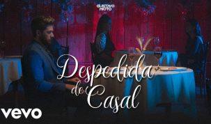"""""""Despedida de Casal"""" de Gustavo Mioto conquista o primeiro lugar nas rádios do Brasil 7"""