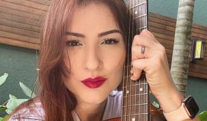 """Sucesso no Spotify, Lucylla divulga música """"Tesoura"""" na plataforma digital 8"""