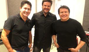 Gian & Giovani e Anthony Carrera juntos em dueto especial 7