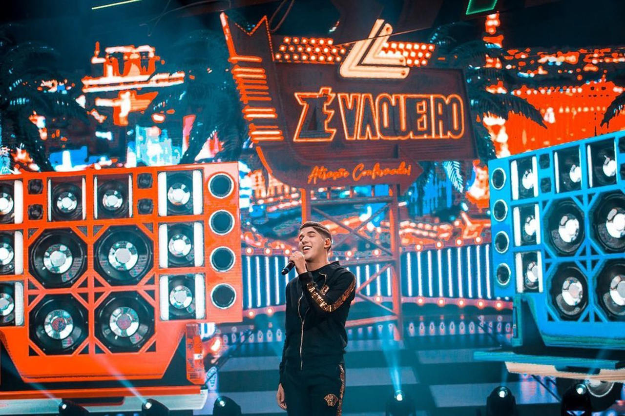 Zé Vaqueiro lança primeiro EP pela Sony Music e apresenta o single 'Cadê o Amor' 41