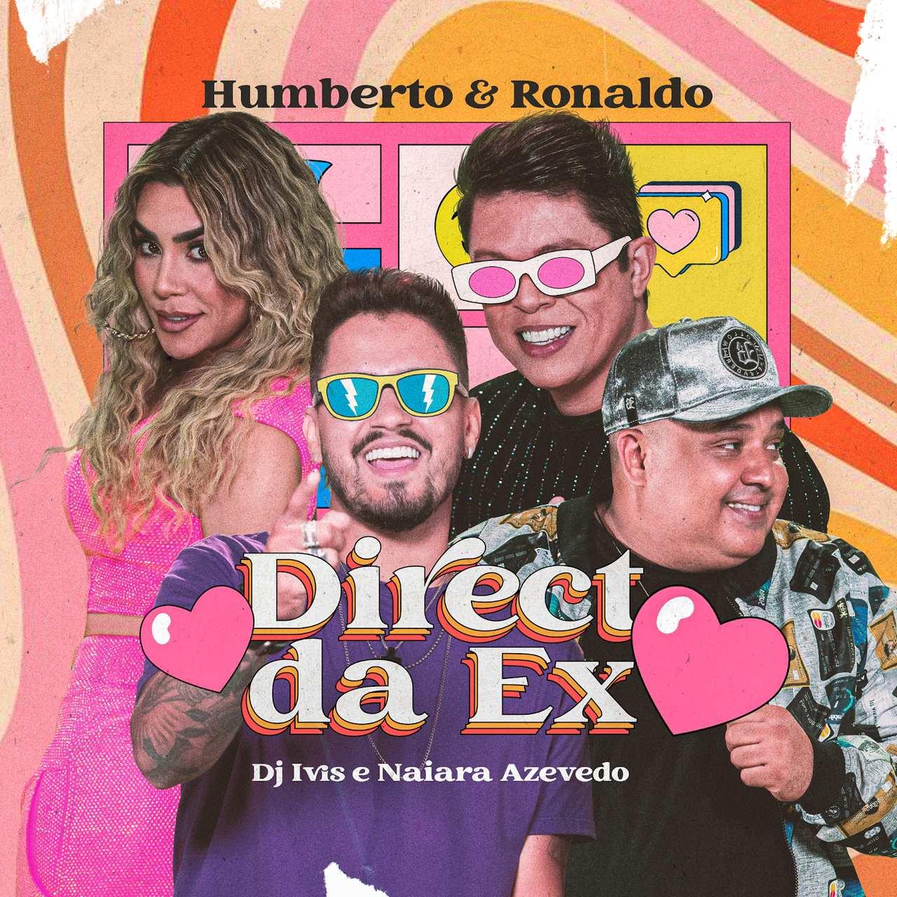 HUMBERTO & RONALDO DIVULGAM MÚSICA EM PARCERIA COM NAIARA AZEVEDO E DJ IVIS 42
