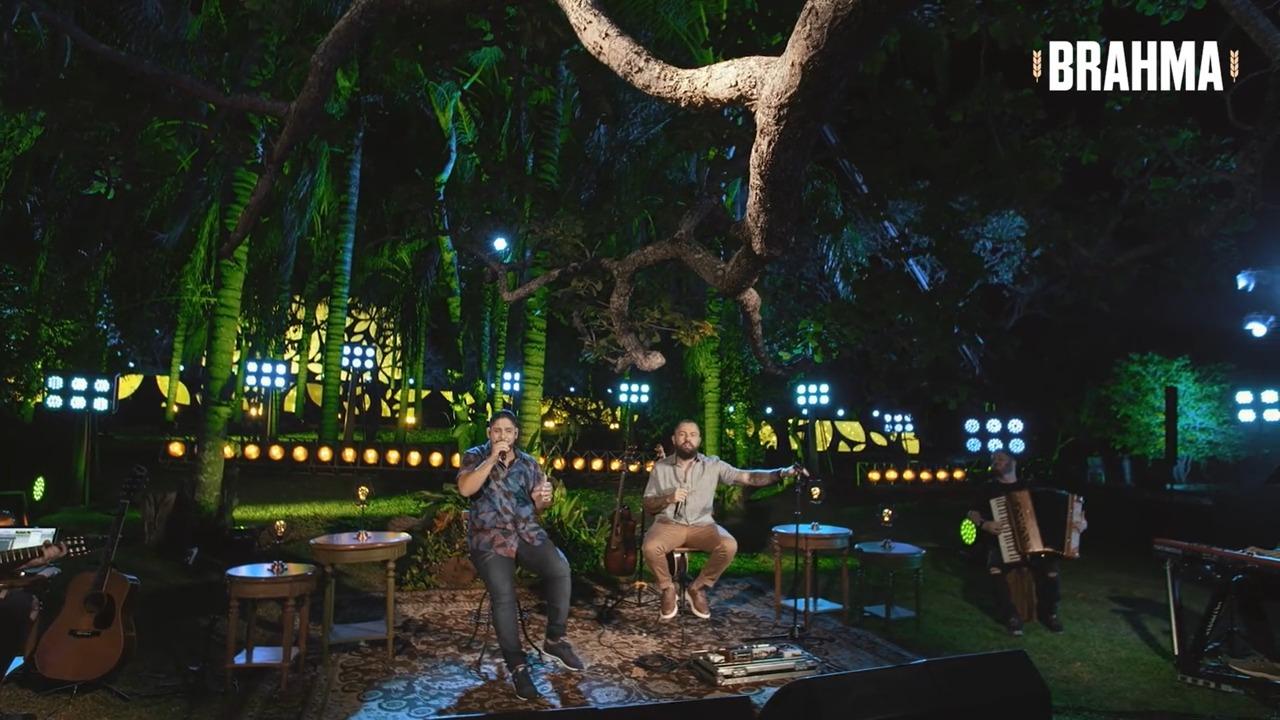 Brahma apresenta em primeira mão novo álbum de Jorge & Mateus, com músicas inéditas e première especial 42