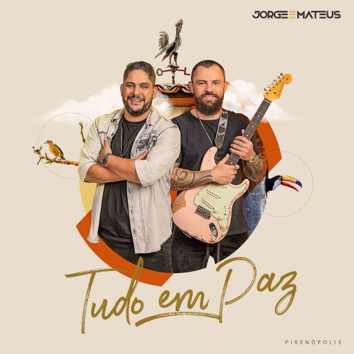 Álbum de Jorge & Mateus é o 4º mais ouvido globalmente no Spotify no último fim de semana 41