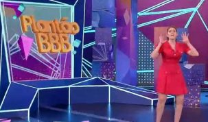 """Simone e Simaria brigam antes de subirem ao palco do """"BBB 21"""" 22"""