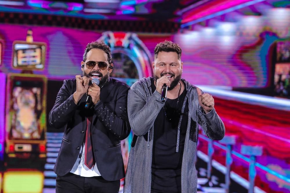 Diego e Arnaldo gravou ontem seu 5° DVD em Goiânia com participações especiais 41