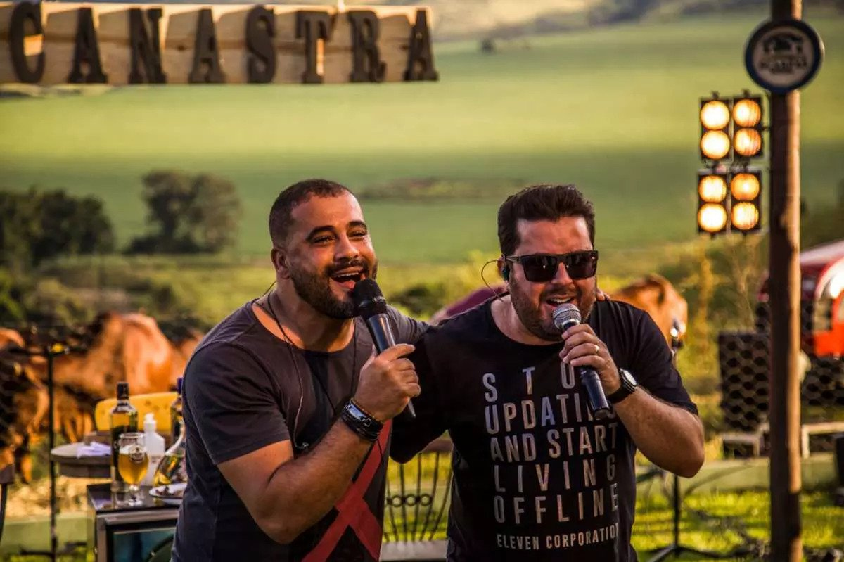 Bruno César & Luciano lançam música com César Menotti & Fabiano 42