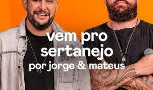Jorge & Mateus invadem a plataforma da Deezer e fazem a curadoria do canal sertanejo 8