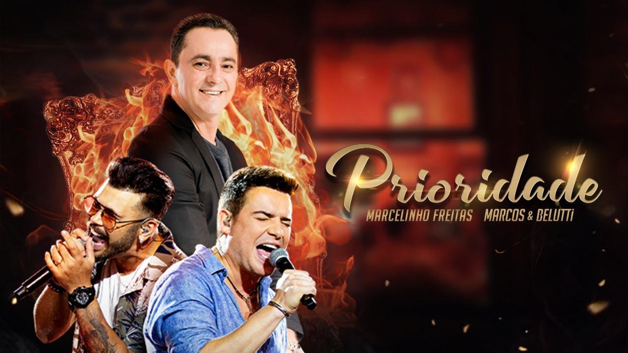 """Marcelinho Freitas lança """"Prioridade"""", com participação de Marcos & Belutti 41"""