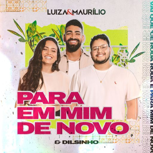 Unindo sertanejo e pagode, dupla Luiza & Maurílio lança faixa em parceria inédita com Dilsinho nesta sexta (28) 41