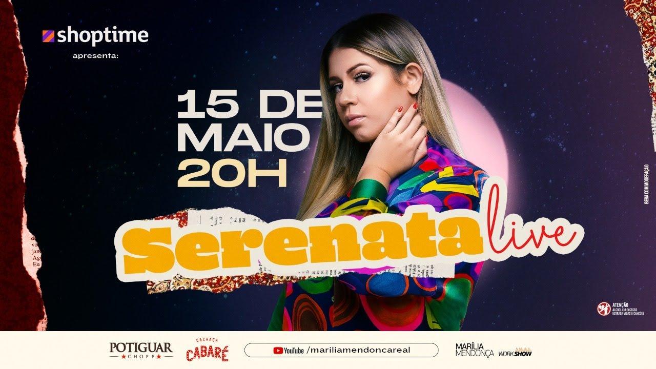 Marília Mendonça faz Serenata ao vivo com direito a esquenta! 41
