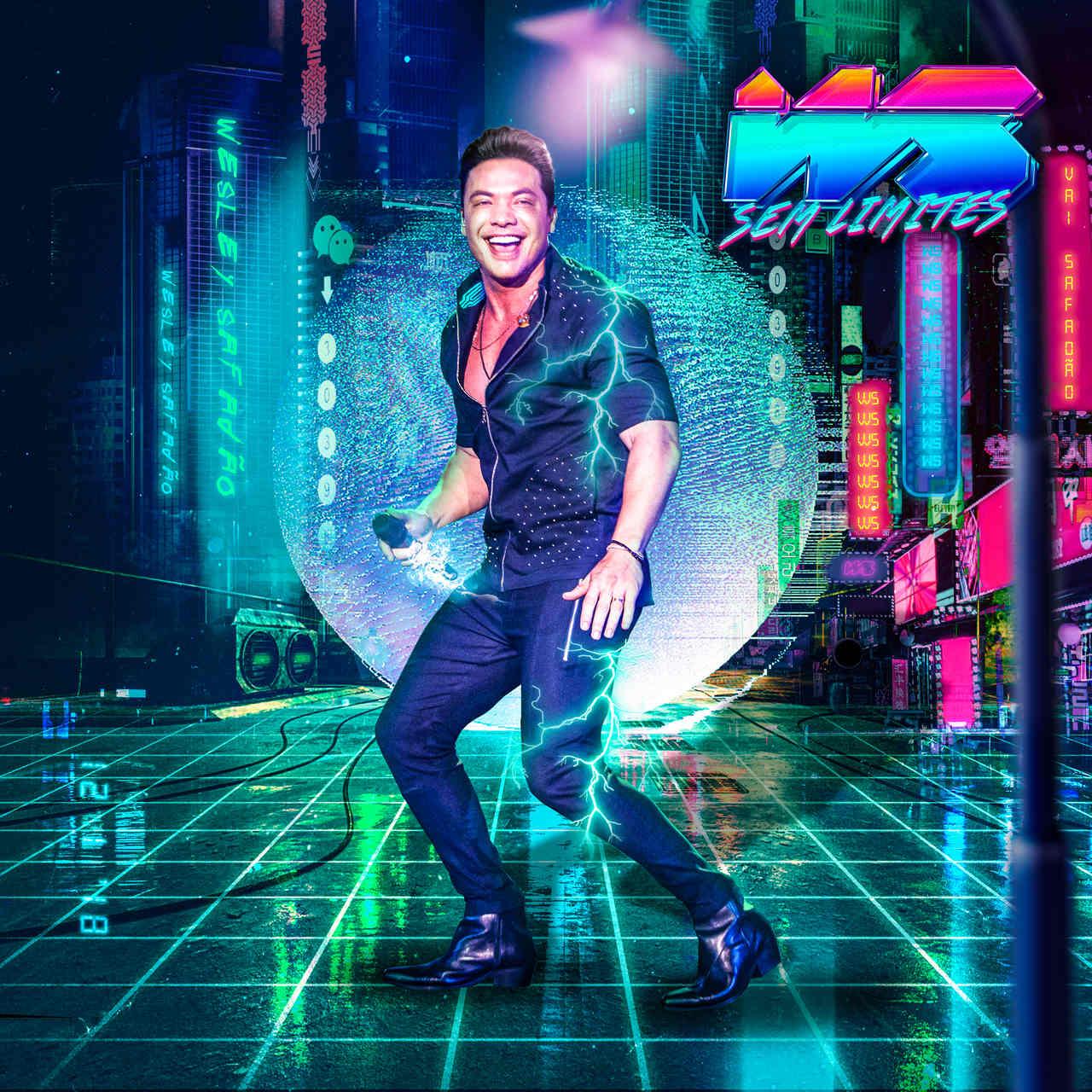 """Wesley Safadão lança álbum """"WS Sem Limites"""" com nove faixas, sendo sete inéditas, e participações especiais nesta quinta (17) 41"""