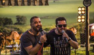 Bruno César & Luciano prometem animar os fãs com a Live na Canastra 2 2