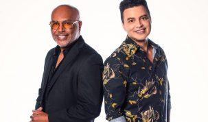 Rick e Renner participam do júri do Revelações Brasil, na TV Aparecida 24