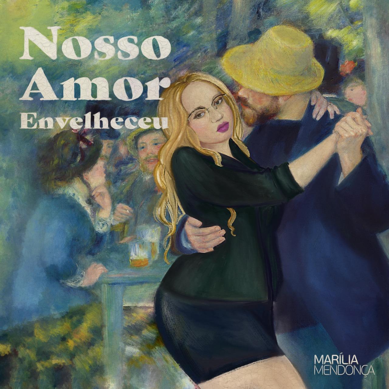 """""""Nosso Amor Envelheceu"""" - nova aposta de Marília Mendonça 41"""