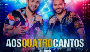 """BRUNO CÉSAR & RODRIGO REYS ESTREIAM """"AOS QUATRO CANTOS"""" 6"""