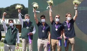 Prata do Brasil no Mundial de Enduro é tema do Programa do Cavalo Árabe 19
