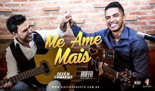 """""""Me ame mais"""" versão Raffa Augusto e Zezé di Camargo 10"""
